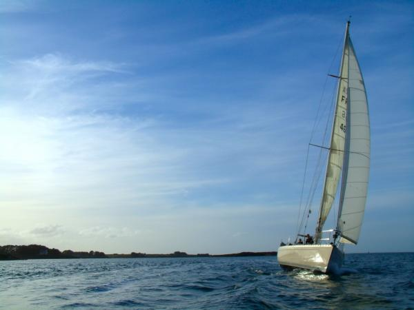Sailboat trip in the Abers - Activity - Holidays & weekends in Landéda