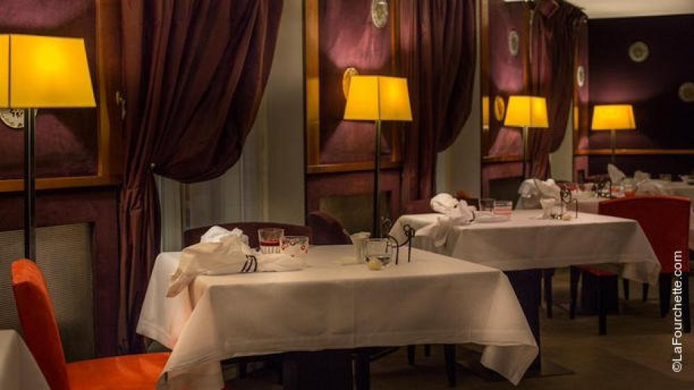 photos la salle manger h l ne darroze restaurant paris. Black Bedroom Furniture Sets. Home Design Ideas