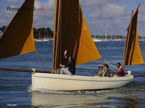 Sea trip in the Morbihan Gulf and islands - Activity - Holidays & weekends in Arradon