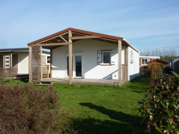 Seaside cottage Residential park & ​​Swimming pool - Rental - Holidays & weekends in Grandcamp-Maisy