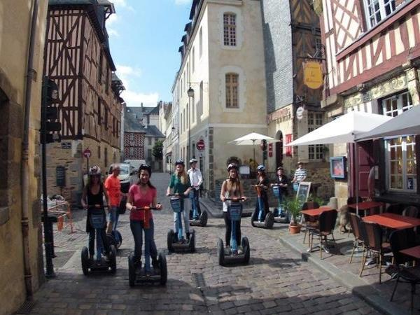 Segway Tour of Rennes – 2 hours - Activity - Holidays & weekends in Rennes