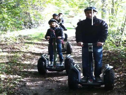 Segway trip - Activity - Holidays & weekends in Tence