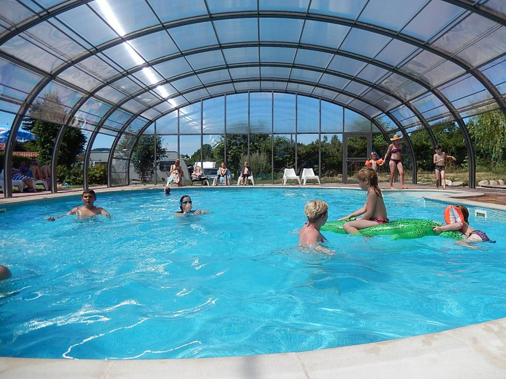 Photos sites et paysages au clos de la chaume camping for Camping gerardmer piscine