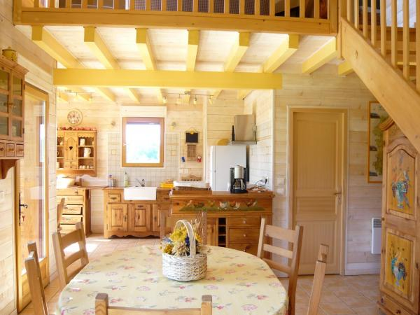 Squirrel Cottage **** - Affitto - Vacanze e Weekend a Doucier