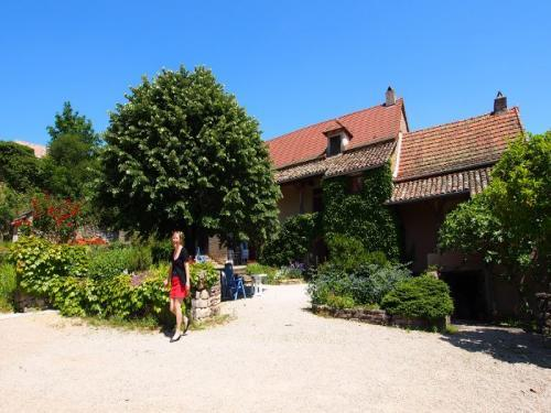 Sylvie Meunier - Bed & breakfast - Holidays & weekends in Tournus