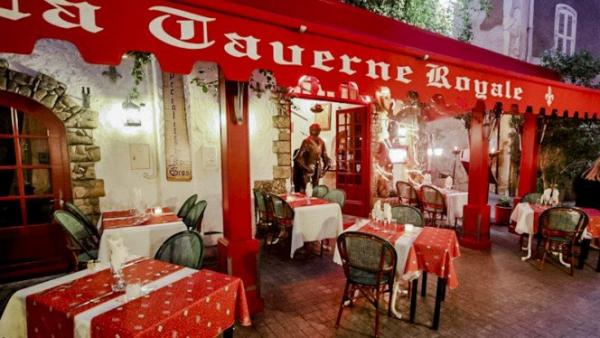 La Taverne Royale - Restaurant - Vacances & week-end à Hyères