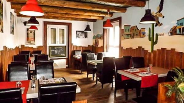 le texas restaurant bartenheim. Black Bedroom Furniture Sets. Home Design Ideas