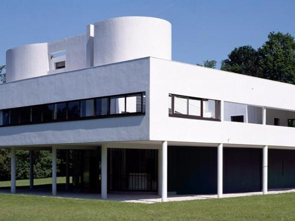e ticket the villa savoye by corbusier leisure activity in poissy. Black Bedroom Furniture Sets. Home Design Ideas