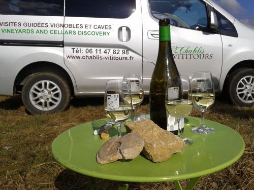 Tours of the Chablis vineyard and cellars - Activity - Holidays & weekends in Chablis