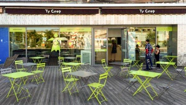 Ty Crep - Restaurant - Vacances & week-end à Saint-Nazaire