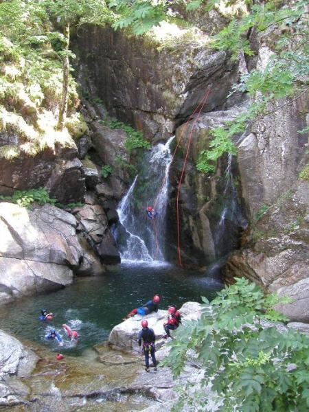 Via Ferrata or Canyoning in the Tarn Gorges - Activity - Holidays & weekends in Millau