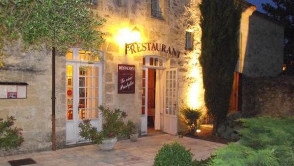 Le Vieux Presbytère - Restaurant - Holidays & weekends in Montagne
