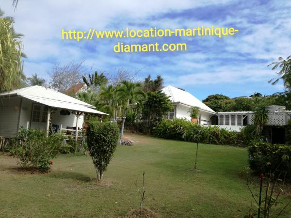 The villa of Morne larcher - Bed & breakfast - Holidays & weekends in Le Diamant