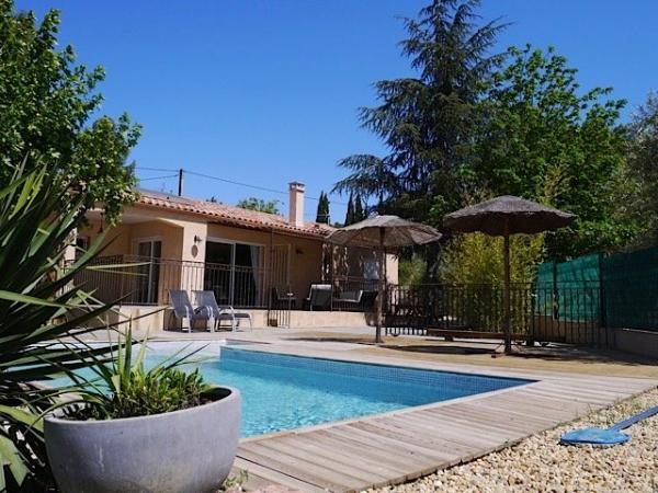 Villa Pergola - Location - Vacances & week-end au Pouget