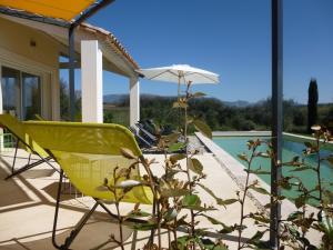 Garten Provence villa provence garten pool 6 personen ferienhaus in grignan