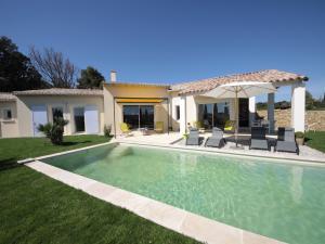 Villa Provence, Garten, Pool, 6 Personen - Ferienhaus in Grignan