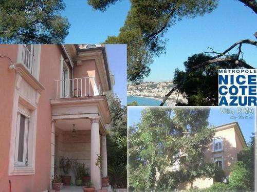 Villa Rima Guest house Nice - Bed & breakast - Vacanze e Weekend a Nice