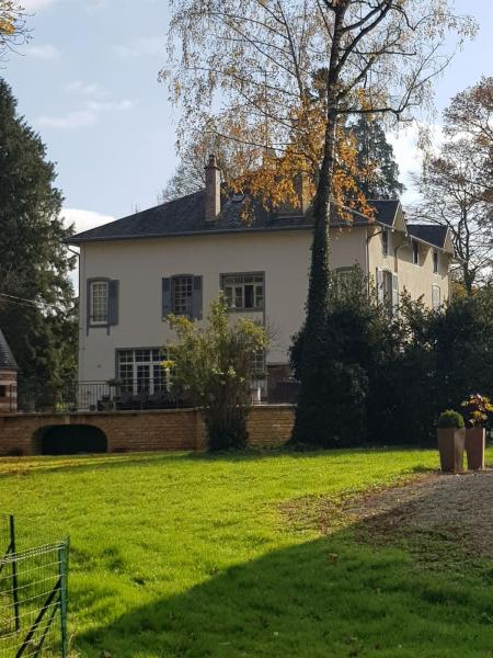 Villa roses - Bed & breakfast - Holidays & weekends in Sainte-Menehould