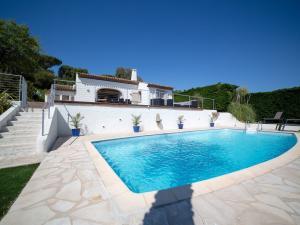 taglia 7 vasta gamma enorme sconto Villa vista mare e piscina golf Saint Tropez - Affitto vacanze a ...