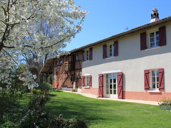 The Vines - Bed & breakfast - Holidays & weekends in Montcet
