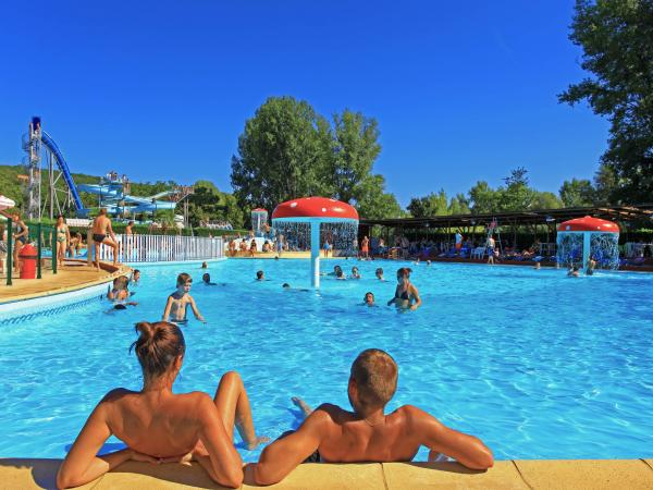 Water Park Quercyland - Activity - Holidays & weekends in Souillac