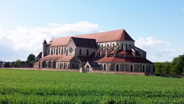Timbre Baño Minusvalidos:La abadía de Ponteigny – Guía turismo y vacaciones