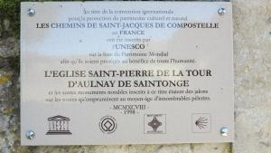 Eglise Saint-Pierre : inscription au patrimoine mondial de l'UNESCO