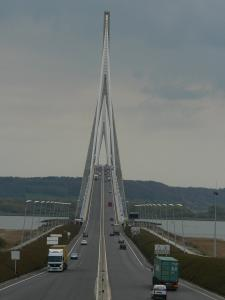 The Normandy bridge - Tourism & Holiday Guide