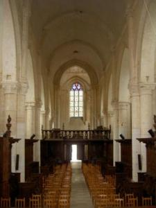 The nouaill maupertuis abbey tourism holiday guide for Nouaille maupertuis