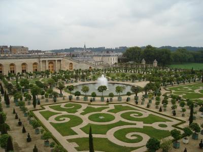 Le Parc Du Chateau De Versailles Guide Tourisme Vacances