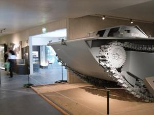 Alligator - Musée Utah Beach