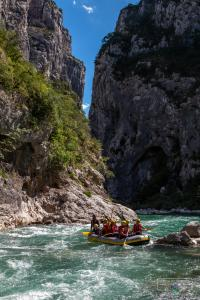 Rafting - Verdon Gorges