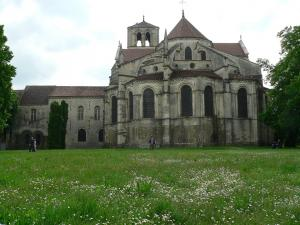 The Basilica of Vézelay (© Frantz)